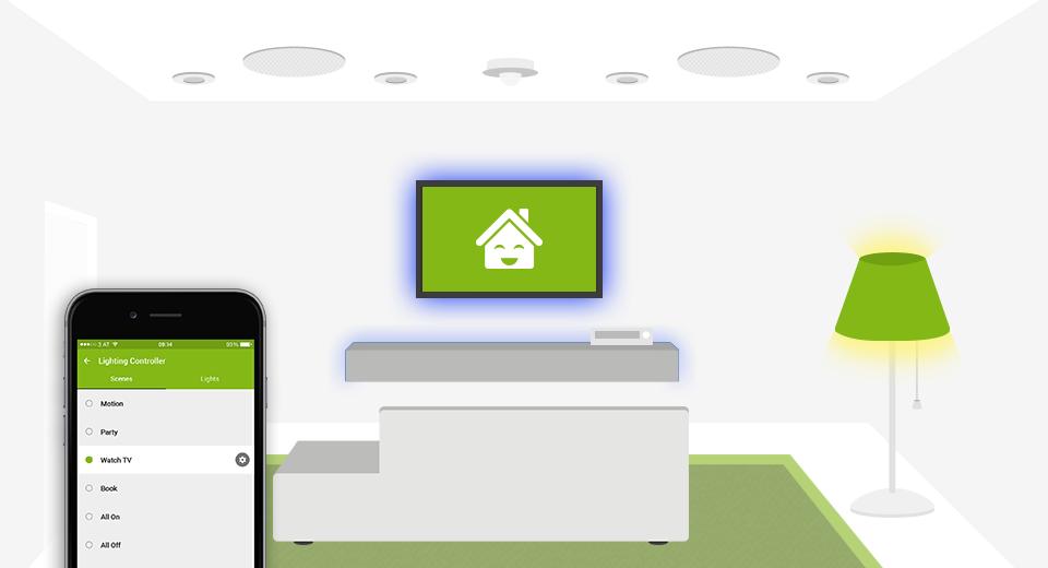 beleuchtung verkabelt 2besmart. Black Bedroom Furniture Sets. Home Design Ideas